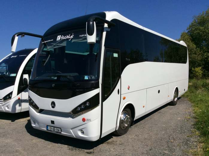 Single 42 Seater Coach