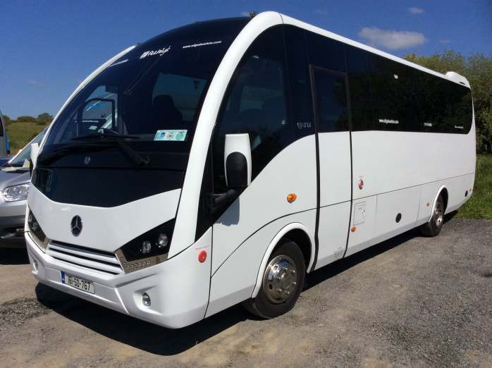Single 33 Seater Coach