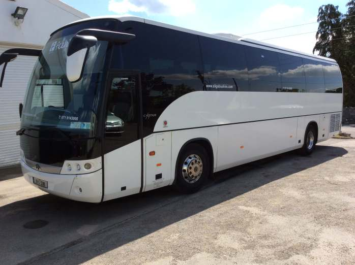 Single 55 Seater Coach